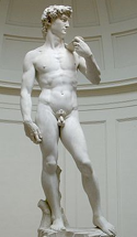 David, Michelangelo, Galleria Dell'Accademia, Florence, Italy