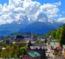 German Destinations, Bavarian Alps