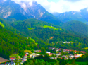 Berchtesgaden, Germany, German towns