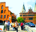 Lübeck, Germany, German towns
